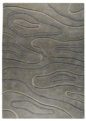 MAT The Basics Agra Area Rug - Grey