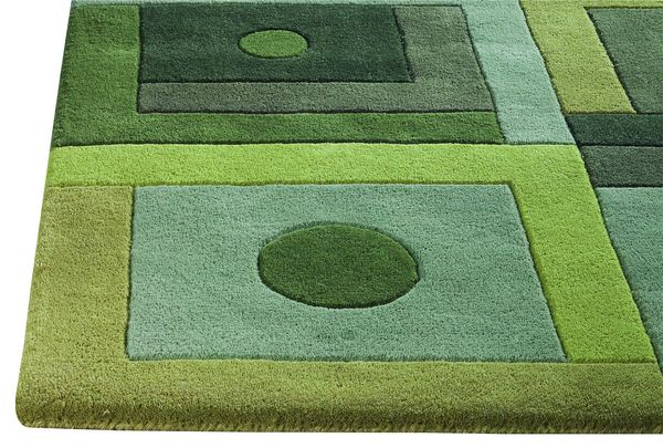 MAT The Basics Berlin Area Rug - Green