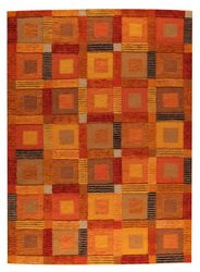 MAT The Basics Big Box Area Rug - Orange