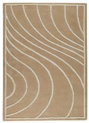 MAT The Basics Lake Placid Area Rug - Cream