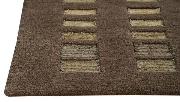 MAT The Basics Merano Area Rug - Brown