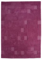 Mat The Basics Miami Area Rug - Fuchsia