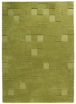 MAT The Basics Miami Area Rug - Green