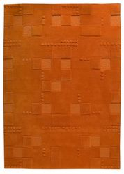 Mat The Basics Miami Area Rug - Orange