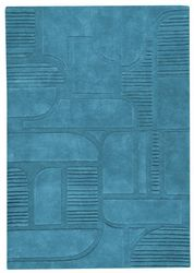 MAT The Basics Orlando Area Rug - Petrol