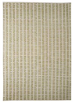 MAT The Basics Palmdale Area Rug - White Green