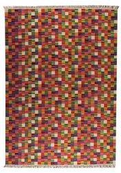 MAT The Basics Small Box Area Rug - Multi