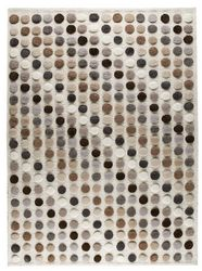 MAT The Basics Smarties Area Rug - Natural Multi
