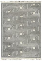 Mat The Basics Verona Area Rug - Grey