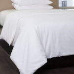 Mari Ann Silk Filled Comforter with Cotton Cover