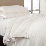 Mari Ann Silk Filled Comforter with Silk Cover