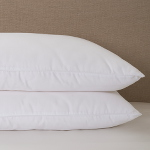 Mari Ann Silk Filled Pillow with Cotton Cover