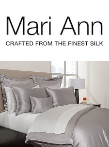 Mari Ann Silk Bedding