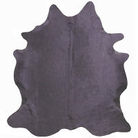 Muriel Kay Charcoal Dyed Cowhide