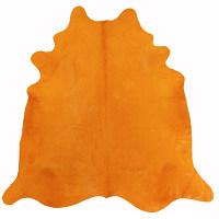 Muriel Kay Orange Dyed Cowhide