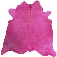 Muriel Kay Pink Dyed Cowhide