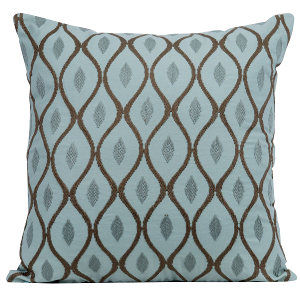 Muriel Kay Aesthetic Charlotte Blue Drapery Fabric
