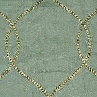 Muriel Kay Amore - Linen Drapery Panel