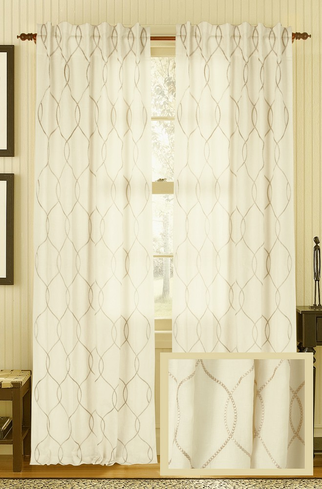 on curtains overstock and linen free product softline panel tab curtain ombre over home orders tie cotton shipping garden