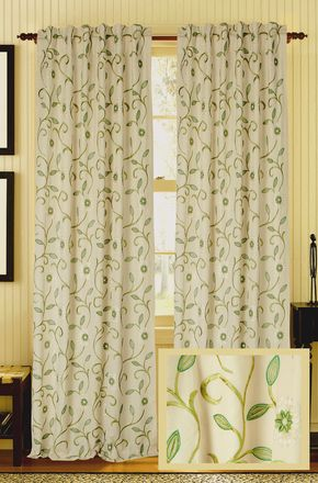 Muriel Kay Bedazzle Drapery Panel