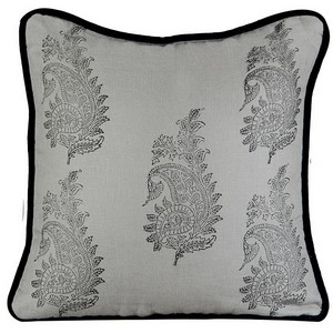 Muriel Kay Feather Dec Pillow.