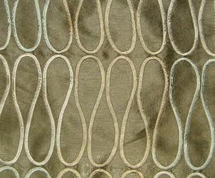Muriel Kay Femina - Faux Silk Drapery Panel