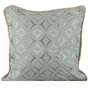 Muriel Kay Frost Decorative Pillow