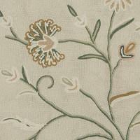 Muriel Kay Harmony - Linen Drapery Panel