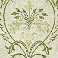 Muriel Kay Julianne - Linen Drapery Panel
