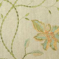 Muriel Kay Passion - Linen Drapery Panel