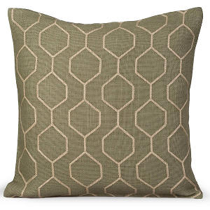 Muriel Kay Pyramid Dec Pillow.