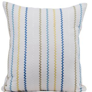 Muriel Kay Vibrant Dec Pillow.