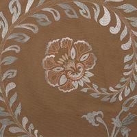 Muriel Kay Vintage - Linen/Cotton Drapery Panel