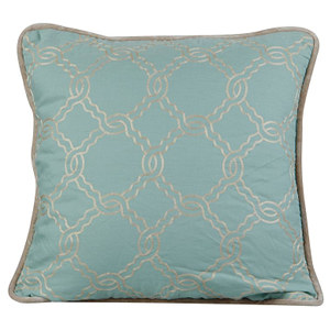 Muriel Kay Zen Dec Pillow.
