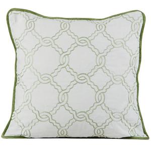 Muriel Kay Zen Dec Pillow.