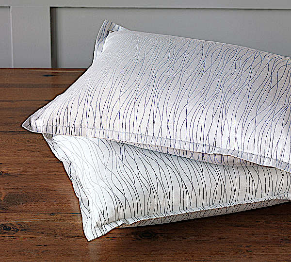 Nancy Koltes Linens Adagio Sham & Decorative Pillows