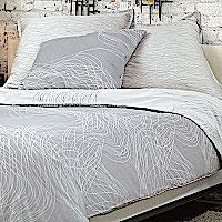 Nancy Koltes Linens Allegro Duvet and Shams Bedding