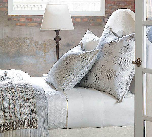 Nancy Koltes - Autunno Cotton Jacquard Duvet & Dec Pillow