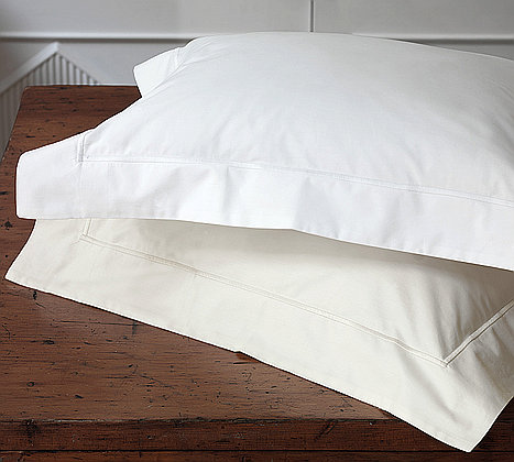 Nancy Koltes - Elba Egyptian Cotton Percale Bedding