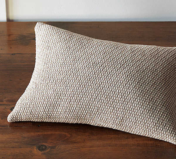 Nancy Koltes Linens Flatiron Egyptian Cotton Coverlet & Dec Pillow