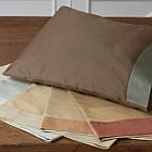 DefiningElegance.com presents Nancy Koltes Foglia Sateen bed sheets.