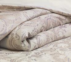 Nancy Koltes Kashmir Bedding.