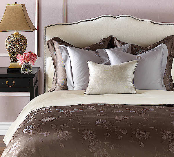 Nancy Koltes Linens La Vie En Rose Duvets & Shams