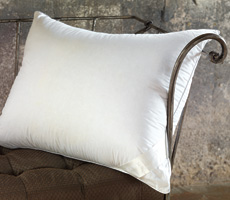 Nancy Koltes Torino Sleep Pillows.