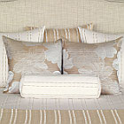 Madison Coverlet & Shams by Nancy Koltes Fine Italian Linens.