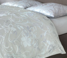 Nancy Koltes Bedding Sonata Duvet Cover