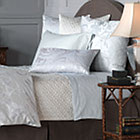 class=borcolor_C title=Nancy Koltes Sonata Bedding - is a Fine yarn-dyed Jacquard fabric, 630 thread count.