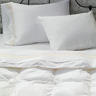 Nancy Koltes Verona Comforters & Pillows - Down Like Option