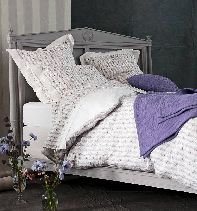 uuu nina ricci maison fleurs sauvages bedding. Black Bedroom Furniture Sets. Home Design Ideas