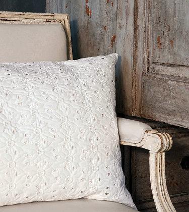 Nina Ricci Maison Flore Coverlet & Cushion Covers